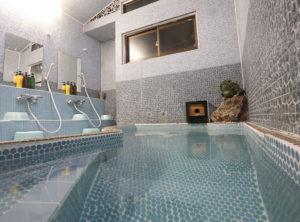 日の出旅館|お風呂