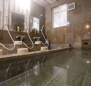 日の出旅館|お風呂5