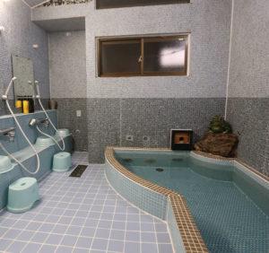 日の出旅館|浴場