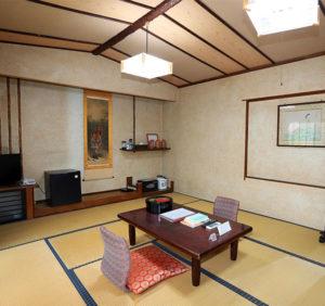 日の出旅館 客室2
